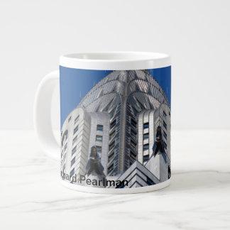New York City Chrysler Building Jumbo Mug