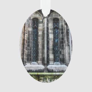 New York City Church Architecture Photo