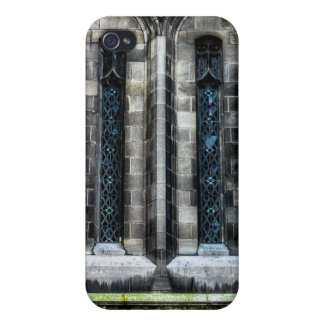 New York City Church Architecture Photo Cover For iPhone 4