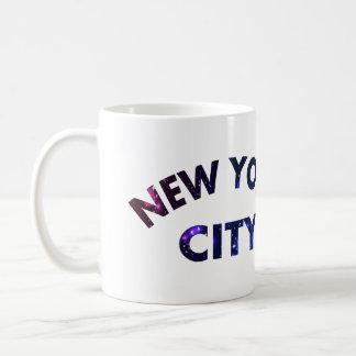 NEW YORK CITY Classic White Mug
