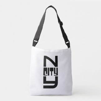 New york City Crossbody Bag