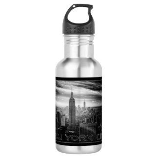 NEW YORK CITY custom name water bottles