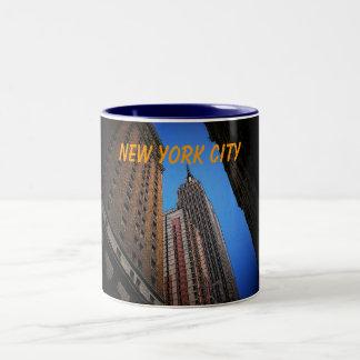 New York City (Empire) Mug