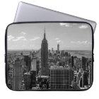 New York City Empire State Building Skyline Laptop Sleeve