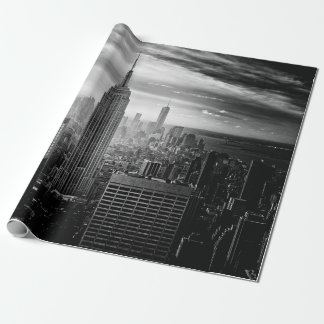 New York City Empire State Building Wrapping Paper
