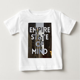 new-york-city-empire-state-of mind baby T-Shirt