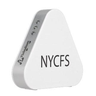 New York City Finger Salute ai Bluetooth Speaker