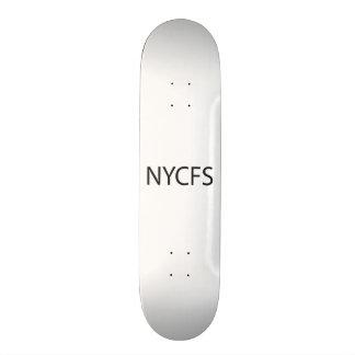 New York City Finger Salute.ai Skate Board