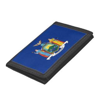 New York City Flag Tri-fold Wallet