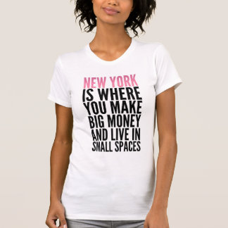 New York City Funny T-shirt