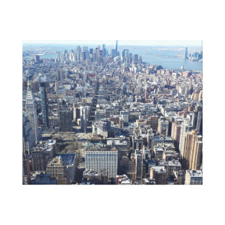 New York City Gallery Wrap Canvas