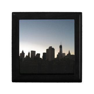 New York city Trinket Box