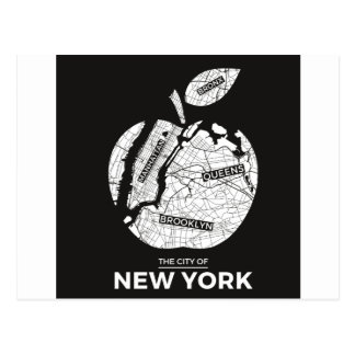 New York City gifts, NYC, Brooklyn ,Queens,Bronx Postcard