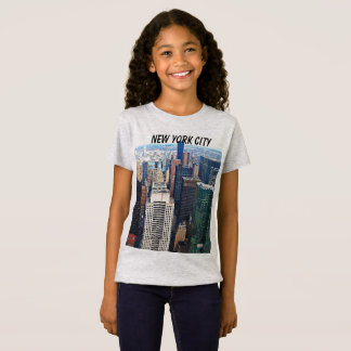 New York City Girl's T-Shirt