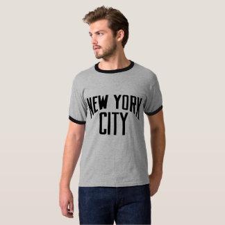 New York City GREY/BLACK TSHIRT