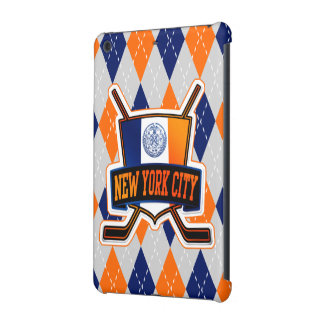 New York City Hockey Flag iPad Cover