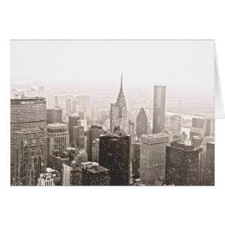 New York City Holiday Card