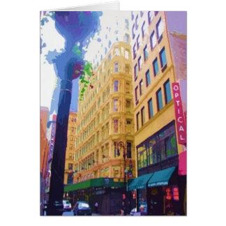 New York City II Card