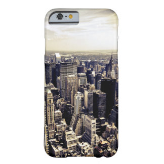 New York City Infinite Skyline Barely There iPhone 6 Case