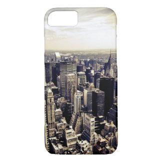 New York City Infinite Skyline iPhone 7 Case