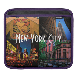 New York City iPad Sleeve For iPads