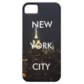 New York City iPhone 5E/5/5s Phone case iPhone 5 Covers