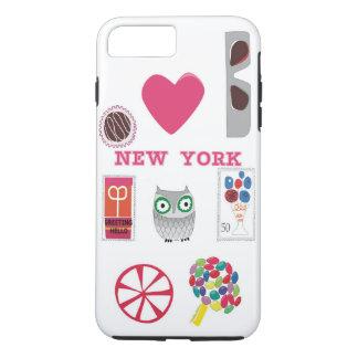 New York city iPhone 7 Plus Case