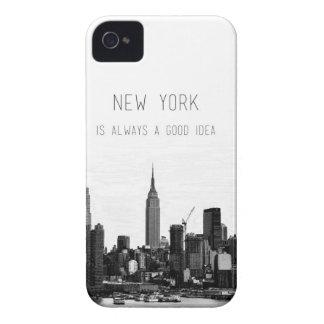 New York City Is Always a Good Idea Skyline iPhone iPhone 4 Case