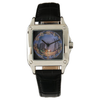 New York City Lights Custom Watch 1094 By Zazz_it