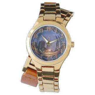 New York City Lights Custom Watch 1095 By Zazz_it