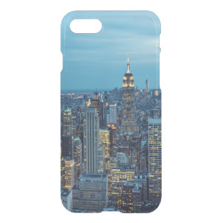 New York City Lights iPhone 7 Case