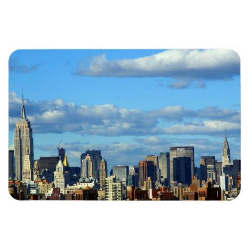 New York City Magnet Vinyl Magnet