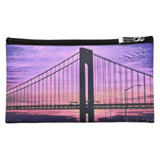 New York City Makeup Bag