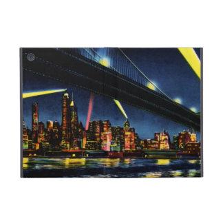 New York City Manhattan at Night Case For iPad Mini
