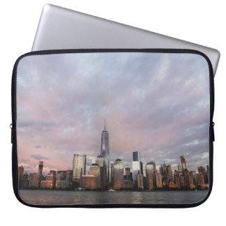 New York City (Manhattan) Laptop Sleeves