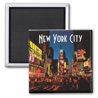 New York City (Neon) Magnet