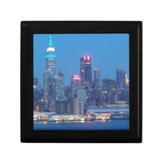 new york city night gift boxes