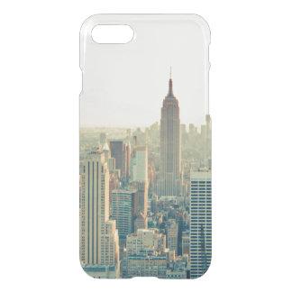New York City NY NYC skyline travel wanderlust iPhone 7 Case