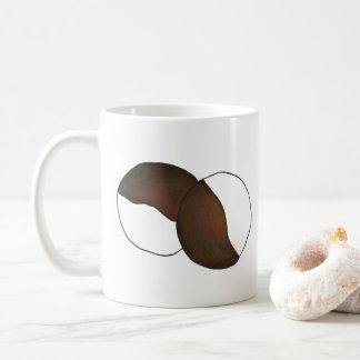 New York City NYC Black and White Cookie Foodie Coffee Mug