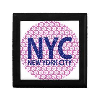 New york city NYC Gift Box