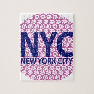 New york city NYC Jigsaw Puzzle