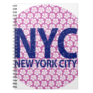 New york city NYC Notebooks