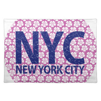 New york city NYC Placemat
