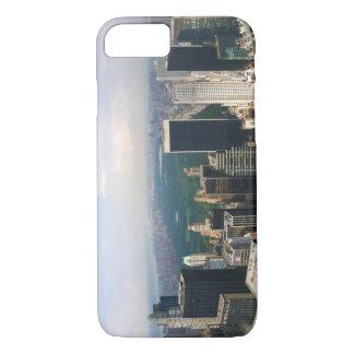 New York City Panoramic Skyline iPhone 7 Case
