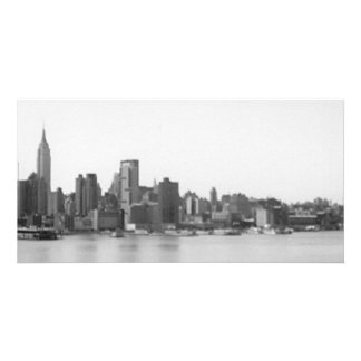 New York City Personalized Photo Card