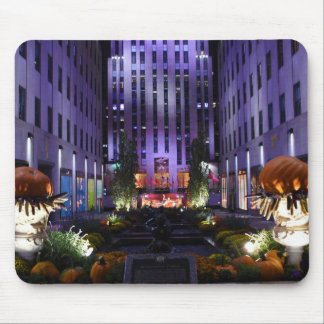 New York City Photography Channel Gardens NYC Mouse Pad