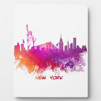 New York City Plaques