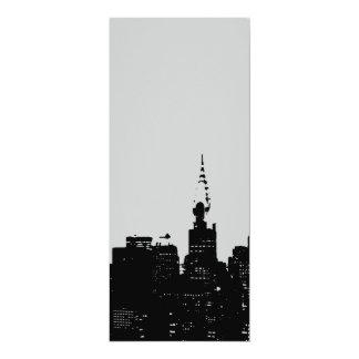 New York City Pop Art Invitation
