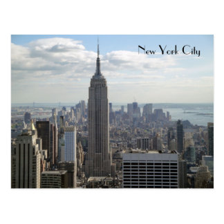 New York City Postcard