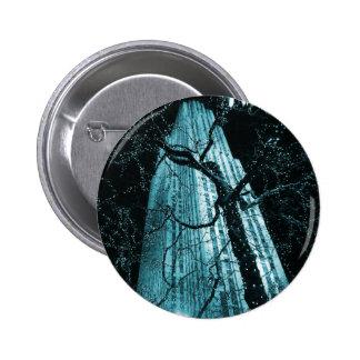 New York City Rockefeller Center Tree Button